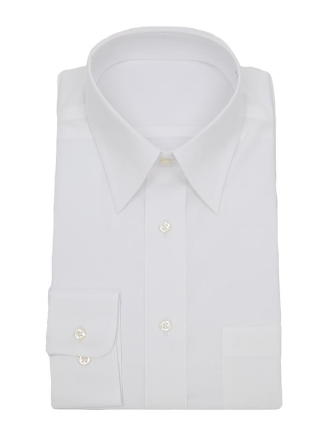 [39-82] 【メンズブラックフォーマル】Yシャツ001 オフシロ