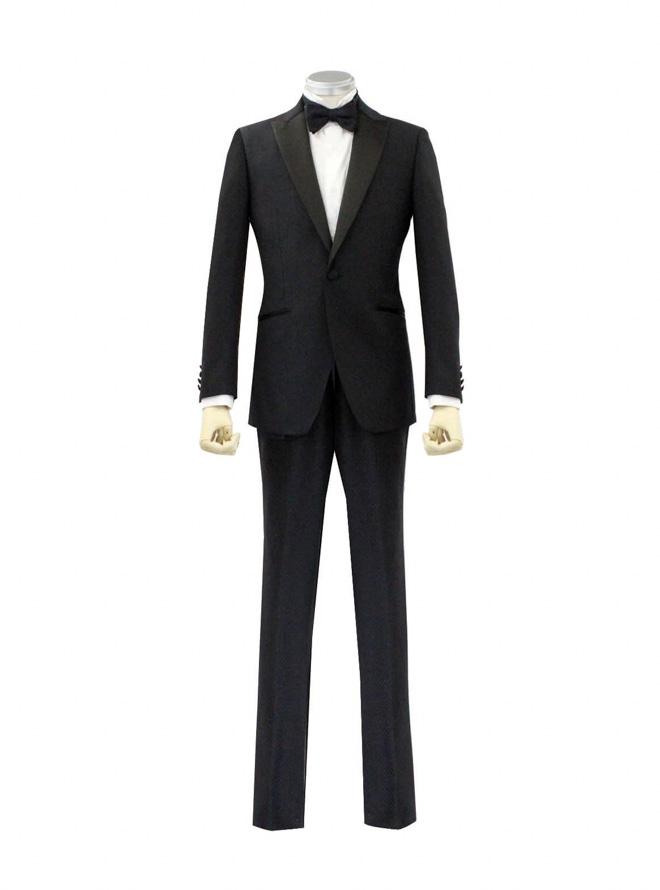 [A5] 【メンズパーティースーツ】スーツ001 ブラック